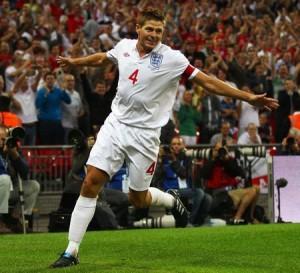 Гол в ворота сборной Албании